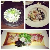 Photo taken at Marumi Sushi by Cara P. on 7/11/2012