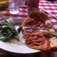 Photo taken at Nice Pizza by Caroline J. on 2/12/2012