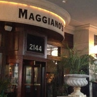 Photo taken at Maggiano's Little Italy by Mariely B. on 7/6/2012
