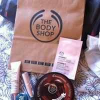 Photo taken at The Body Shop by Claire N. on 5/31/2012