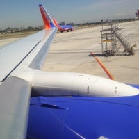 Photo taken at Southwest Airlines by Rebecca H. on 4/16/2012