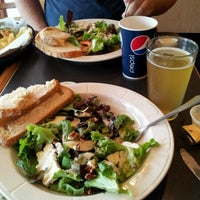 Photo taken at Scholars Inn Gourmet Cafe And Wine Bar by Sarah E. on 7/30/2012