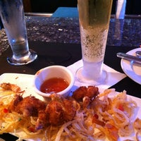 Photo taken at Landry's Seafood House by Tiffany G. on 8/16/2012