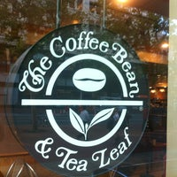 Photo taken at The Coffee Bean & Tea Leaf by Alexander D. on 5/31/2012