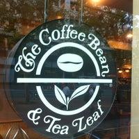 Photo taken at The Coffee Bean & Tea Leaf by Aleksandr D. on 5/31/2012