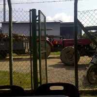 Photo taken at KualaPertang Palm Oil Mill by Wock M. on 5/26/2012