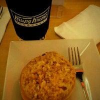 Photo taken at Krispy Kreme by REg M. on 3/29/2012