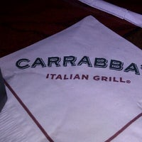 Photo taken at Carrabba's Italian Grill by Ronny P. on 2/23/2012