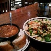 Photo taken at Corner Bakery Cafe by Wade on 2/17/2012