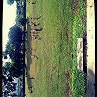 Photo taken at SMK Jalan Damai by Jian X. on 4/25/2012