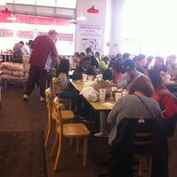Photo taken at Five Guys by Jed S. on 3/18/2012