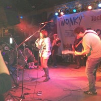 Photo taken at The Stage On Sixth by Jenny L. on 3/10/2012