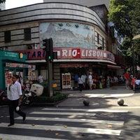 Photo taken at Padaria Rio-Lisboa by Paulo G. on 8/4/2012