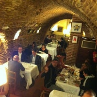 Photo taken at Restaurante Botín by Antonio S. on 3/21/2012