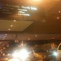Photo taken at Terminal 3 by John G. on 2/24/2012
