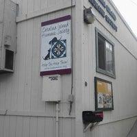 Photo taken at Catalina Island Humane Society Inc. by Airalin B. on 4/22/2012