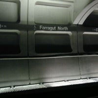 Photo taken at Farragut North Metro Station by Kam'ron D. on 4/18/2012