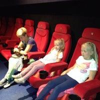 Photo taken at Cineplexx Hohenems by Erich L. -. on 7/29/2012