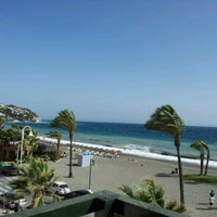 Photo taken at La Herradura Beach by Julián I. on 6/30/2012