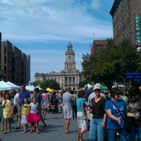 Photo taken at Downtown Des Moines Farmers Market by Nicole S. on 8/11/2012