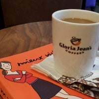Photo taken at Gloria Jean's Coffees by Maeiva on 4/28/2012