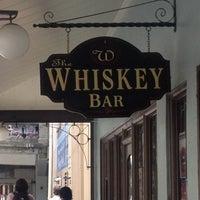 Photo taken at Whiskey Bar by Brownsug3r C. on 6/16/2012