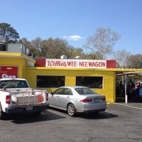 Photo taken at Willie's Wee-Nee Wagon by Adam S. on 3/16/2012