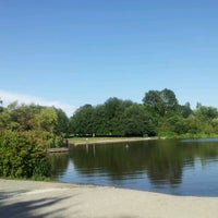 Photo taken at Trout Lake by Jessica T. on 7/26/2012
