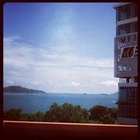Photo taken at Gaya Centre Hotel by Gadiy L. on 6/6/2012