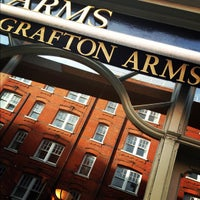Photo taken at The Grafton Arms by Caspar A. on 8/28/2012