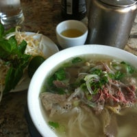 Photo taken at Pho Hung by Colin P. on 9/2/2012