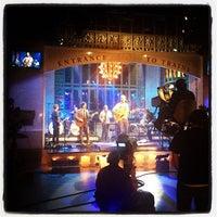 Photo taken at Studio 8H - Saturday Night Live by Josh S. on 2/2/2012