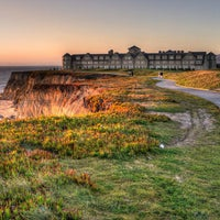 Photo taken at The Ritz-Carlton Half Moon Bay by Kevin H. on 3/10/2012
