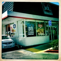 Photo taken at Jack in the Box by Steve K. on 4/2/2012