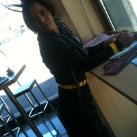 Photo taken at Twist caffe by Maribel R. on 5/17/2012