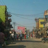 Photo taken at Tindivanam by Yashin B. on 3/25/2012