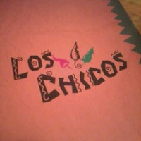 Photo taken at Los Chicos by Elias D. on 6/23/2012