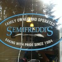 Photo taken at Semifreddi's by Ira S. on 3/12/2012