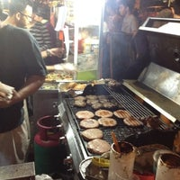 Photo taken at Burger Bakar Kaw Kaw by Afiq K. on 2/24/2012