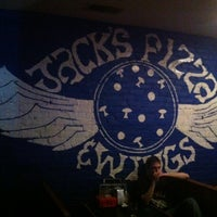 Photo taken at Jack's Pizza & Wings by Anthony P. on 6/3/2012