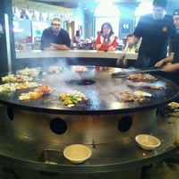 Photo taken at BD's Mongolian Barbeque by Dave C. on 4/28/2012