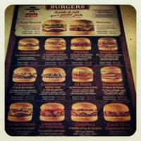 Photo taken at Pampa Burger by Giuliano B. on 8/11/2012