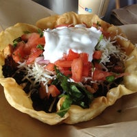 Photo taken at Qdoba Mexican Grill by Nickila M. on 8/19/2012