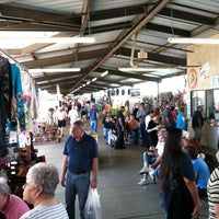 Photo taken at Mesa Market Place Swap Meet by Phil A. on 2/11/2012