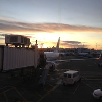 Photo taken at Gate C11 by Billy M. on 4/12/2012