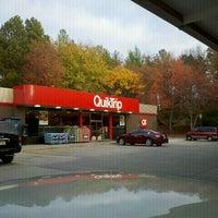 Photo taken at QuikTrip by Barbara G. on 11/6/2011