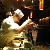 Photo taken at Blue Ribbon Sushi by Michael T. on 7/24/2011