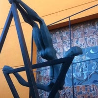 Photo taken at Museo Raúl Anguiano (MURA) by Iván S. on 4/20/2012