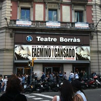 Photo taken at Teatre Borràs by Carlos B. on 6/12/2012