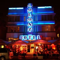 Photo taken at Colony Hotel by Kate R. on 4/16/2012